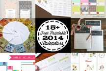 Printables + fonts / by Kelsi Rea