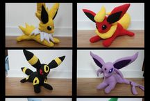 Pokemon Plushies