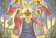 Baptism of Jesus / by Scott Medlock
