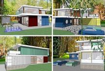 studio 1 inspiration / shipping container homes