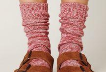Socks / by Katie Woodruff