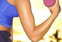 Sculpted Arms