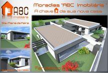 Chave-na-mão Promoção Imobiliária / Espetaculares Moradias Isoladas - Térreas, Para Venda. Santa Maria da Feira