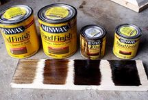 Staining Tips and Ideas!