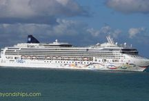 Cruise ships / by Russ Fleischer