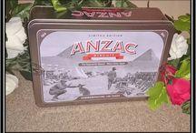 ANZAC / Tins