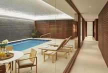 Indoor Pool Design / For over 30 years BGD&C has been designing and building absolutely the best in new construction custom homes in Chicago's Lincoln Park & Gold Coast. Each home reflects a family's exact specifications coupled with meticulous craftsmanship, timeless aesthetics, and unparalleled service. These indoor pools from our projects represent that you don't have to forego life's luxuries just because you live in the city.