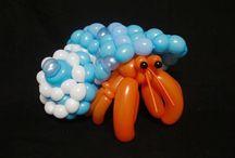 Figuras con globo / Manualidades con globos