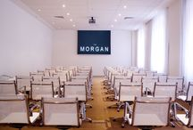 The Morgan - Meeting Rooms / by The Morgan Hotel