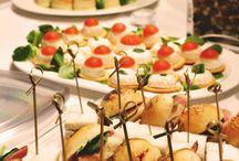 Idee per buffet feste di compleanno