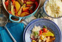 GOOD FOOD / leckeres Essen, überwiegend vegetarisch