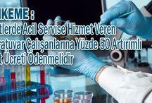 Türk Sağlık-Sen / Türkiye Sağlık ve Sosyal Hizmetler Kolu Kamu Görevlileri Sendikası