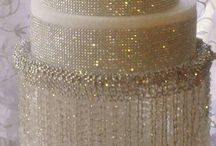 Diamond Inspired / Diamonds, bling, crystals....oh my! Weddings inspired by lux.