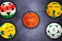Futball labdák