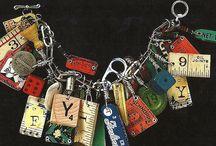 Upcycled Jewelry / by Nancy Kingsbury