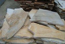 Pedras Naturais 2 / Materiais e Revestimentos naturais - Técnico em Paisagismo
