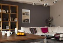 Interieur maison peinture