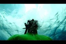 Underwater & Family trailers / While on vacation and would like your trip captured with a short video.