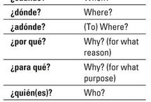 Spanish for Gringo's / by Sherry Leitner