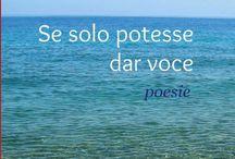 Prosa e Poesia / Recensioni, Commenti, Note critiche, Testi vari, Poesie