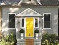 Front of House / front doors etc
