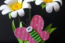 detalles en foami / foami flores rosas oso goma Eva divinos