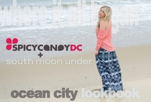 South Moon Under + Spicy Candy DC Lookbook