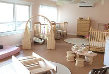 Infant and toddler environments / RIE and Reggio inspired