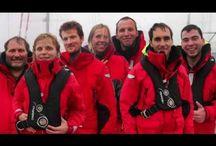 Mission Test avec Tanguy de Lamotte et les membres du Tribord Club