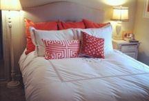 Bedroom Inspo / Bedroom inspiration, cheap bedroom ideas, college bedroom