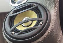sisteme audio pt masina