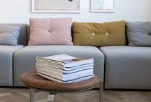 Stue / Indretning af nyt hjem