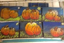 pumpkin art projects for kids