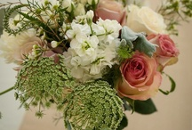 wedding flowers/colours