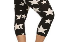 Buskins Leggings / We have a great range of comfy, soft, stretchy leggings. And also our newest range of Maxi dresses.