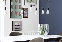 Luminaire table salle à manger