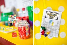 Party planning - Lego
