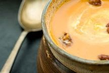 Souper Soups / Here are some yummy soup ideas for those chilly days! Soup is great for breakfast. Have I mentioned that?