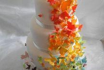 Jenns Wedding Cakes / Cake ideas for Aunty Paulie and Uncle Jenn ;)