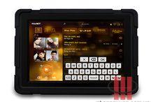 Tablet Hanet SmartList 2016 / Tablet Hanet SmartList 2016 thích hợp sử dụng cho đầu karaoke Hanet, thiết kế hiện đại, chống va đập cao, chống nước tốt, thời gian sử dụng pin lâu dài.