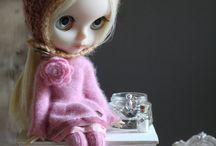 Blythe fashion / Blythe inspiration