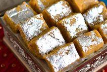 Desserts/Mithai