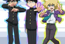 MOB PSYCHO HUNDRED