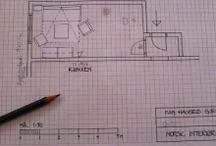 Norsk Interiørskole / Norsk Interiørskole tilbyr yrkesrettet kveldskole. Modul A: Interiørkonsulent Modul A+C: Boligstylist Modul A+B+D+E: Interiørdesigner