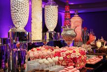 Candy and Popcorn Bars Ideas / CANDY & POPCORN  BARS