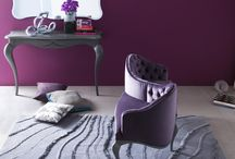 """Armonie Collection Contemporary style / Bold colours are the liet-motiv of Contemporary Art creations, Mobili Tosato's proposal for the """"Armonie"""" collection. Intense greys patronize the collection and are cleverly combined with refined shades of sky blue and purple. Creations with a strong character for a home that combines elegance with perfect practicality."""