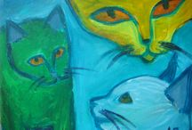 Moje / some of my works