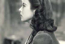 Frisyrer 1940s
