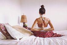 morning yoga bliss