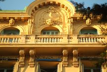 Belle Epoque Architecture in Nice, French Riviera